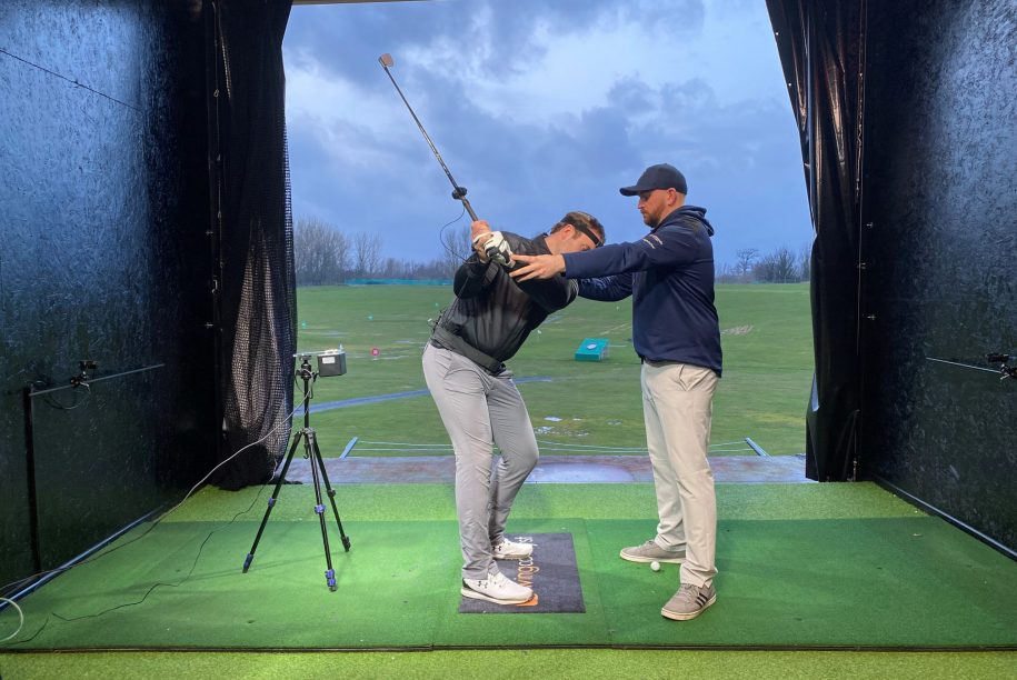 Sergio golf lessons